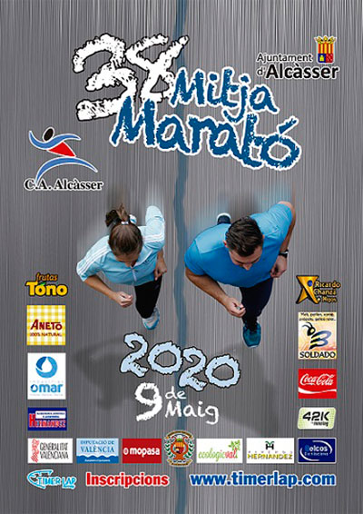Media Maratón Alcácer 2020