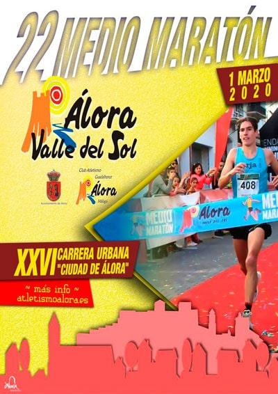 Media Maratón Álora