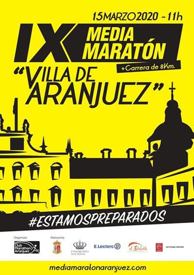 Media Maratón Aranjuez
