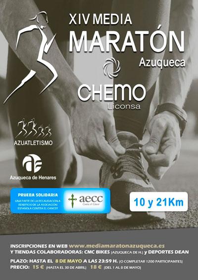 Media Maratón Azuqueca
