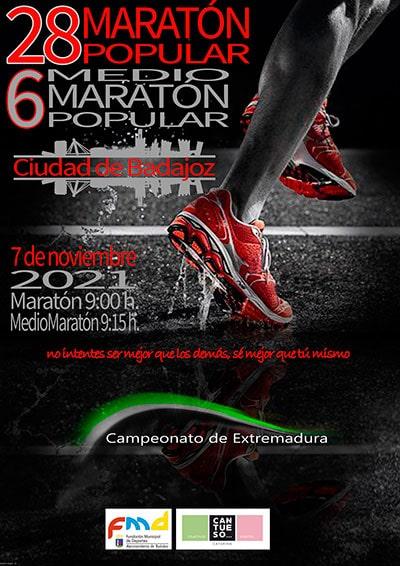 Media Maratón Badajoz