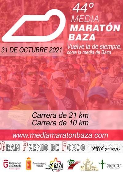 Media Maratón Baza