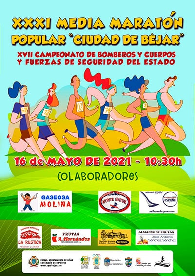 Media Maratón Béjar