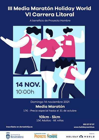 Media Maratón Benalmádena