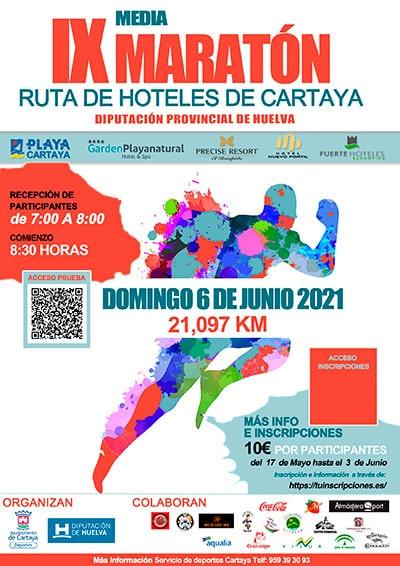 Media Maratón Cartaya