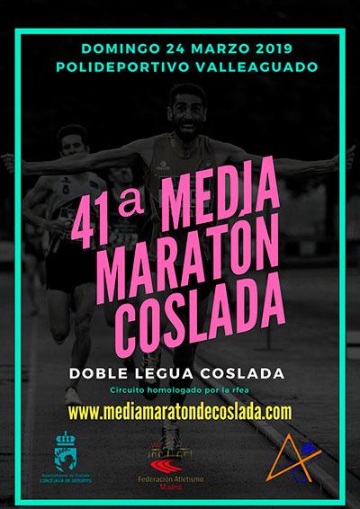 Media Maratón Coslada