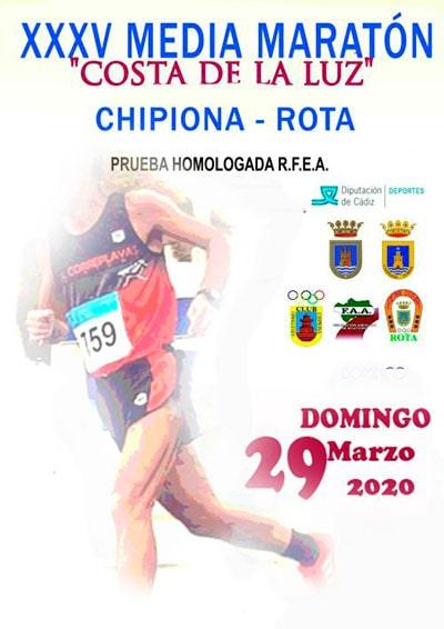 Media Maratón Costa de la Luz 2020