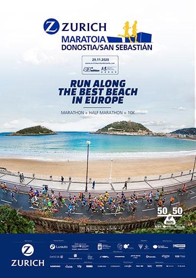Media Maratón Donostia San Sebastián