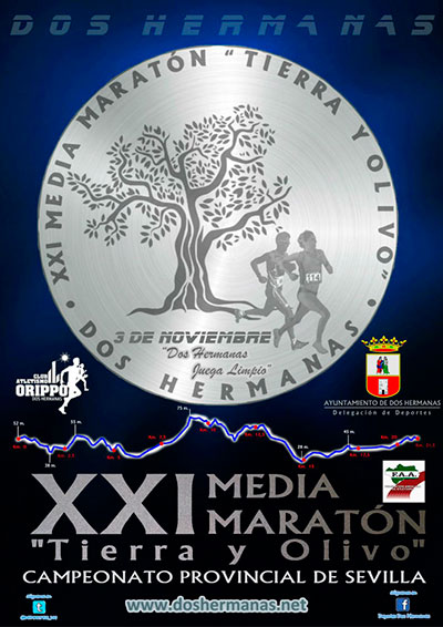 Media Maratón Dos Hermanas