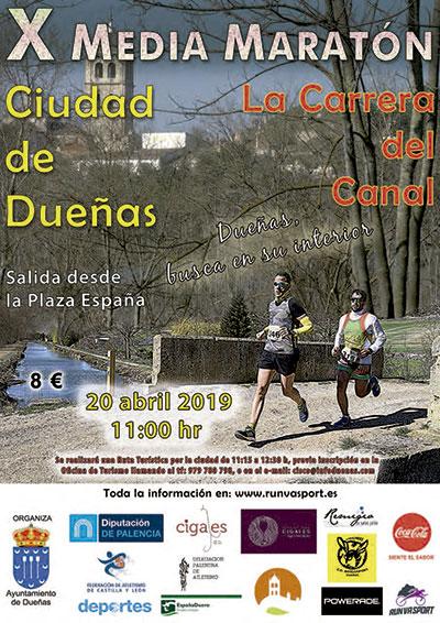 Media Maratón Dueñas 2020