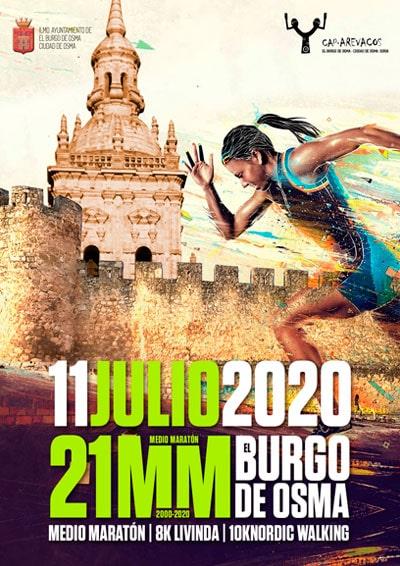 Media Maratón El Burgo de Osma