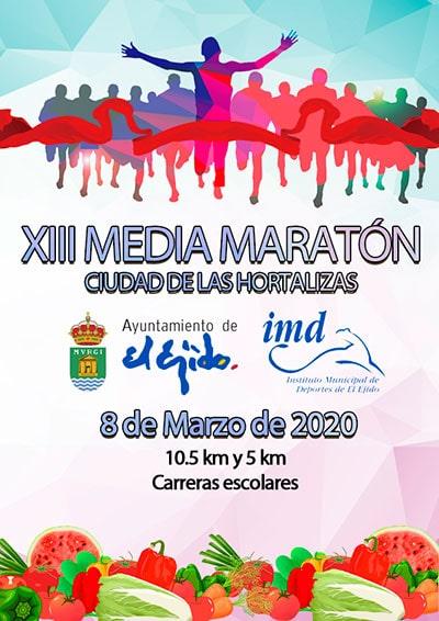 Media Maratón El Ejido