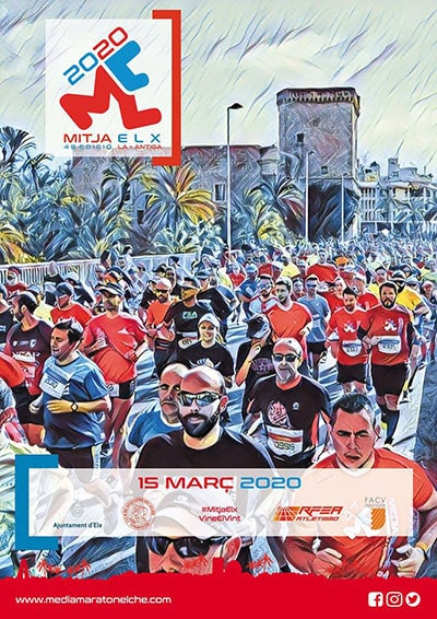 Media Maratón Elche