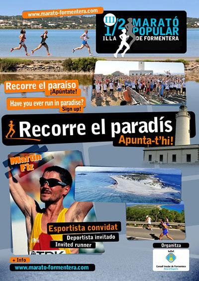 Media Maratón Formentera