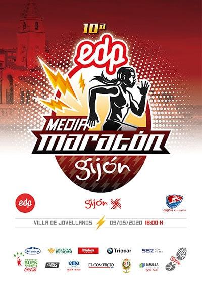 Media Maratón Gijón 2020