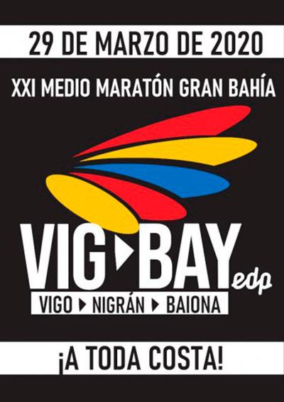 Media Maratón Gran Bahía Vig Bay