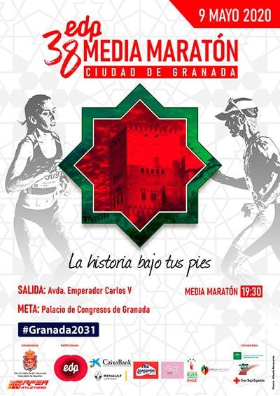Media Maratón Granada