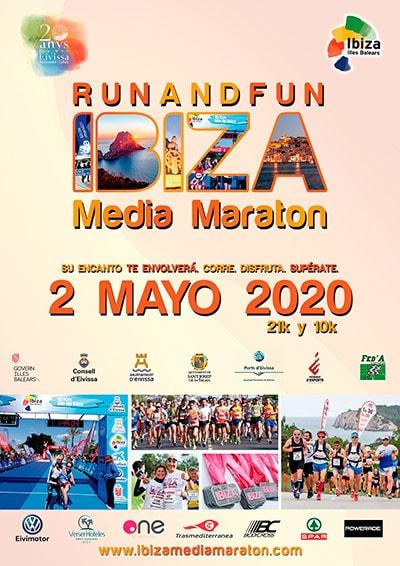 Media Maratón Ibiza 2020