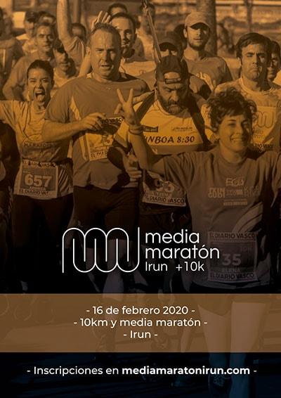Media Maratón Irún