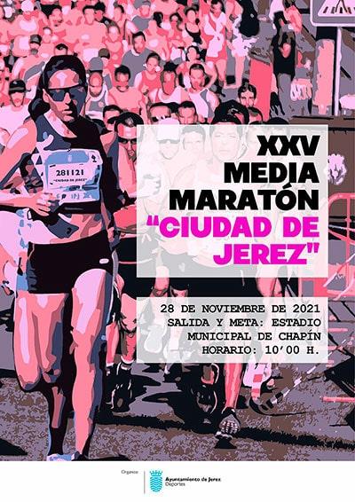 Media Maratón Jerez de la Frontera