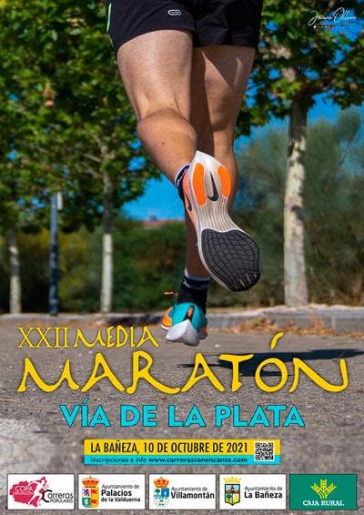 Media Maratón La Bañeza Vía de la Plata