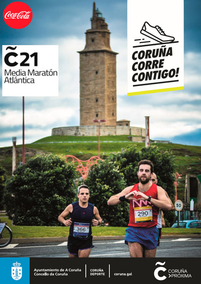 Media Maratón La Coruña