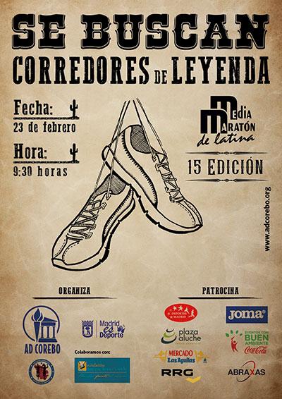 Media Maratón Latina