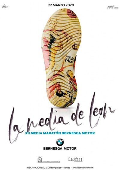 Media Maratón León