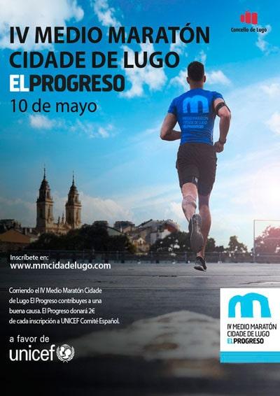 Media Maratón Lugo 2020
