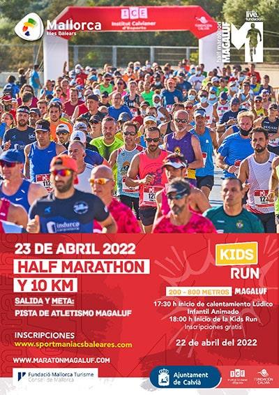 Media Maratón Magaluf