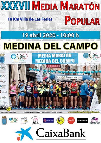 Media Maratón Medina del Campo