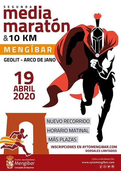 Media Maratón Mengíbar 2020