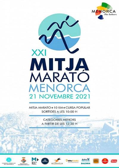 Media Maratón Menorca
