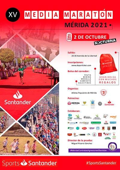 Media Maratón Mérida