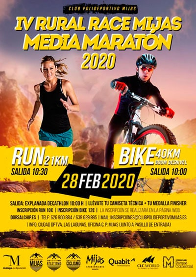 Media Maratón Mijas 2020