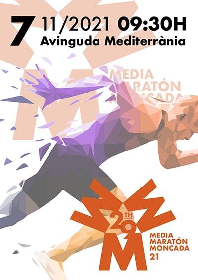 Media Maratón Moncada
