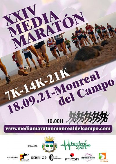 Media Maratón Monreal del Campo