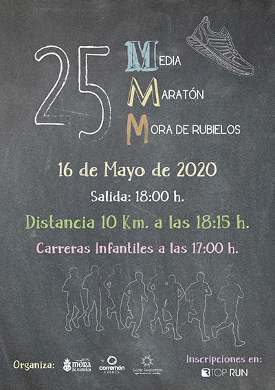 Media Maratón Mora de Rubielos