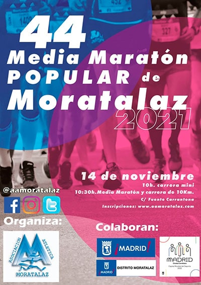 Media Maratón Moratalaz