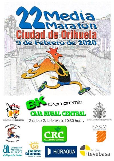 Media Maratón Orihuela