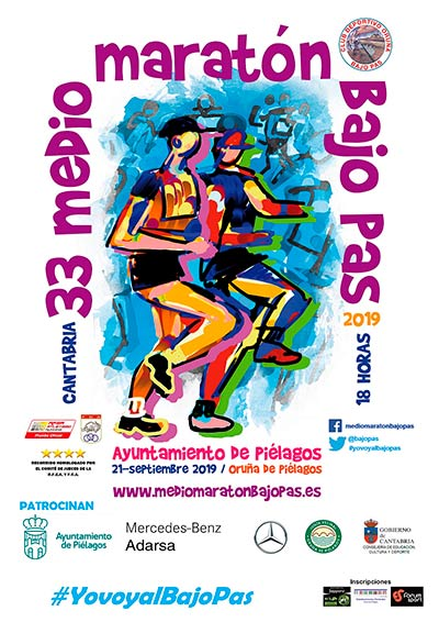 Media Maratón Oruña de Piélagos