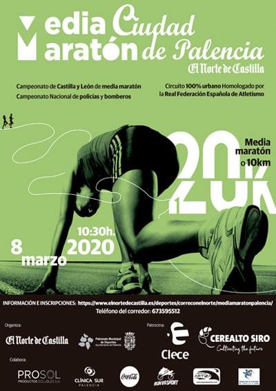 Media Maratón Palencia