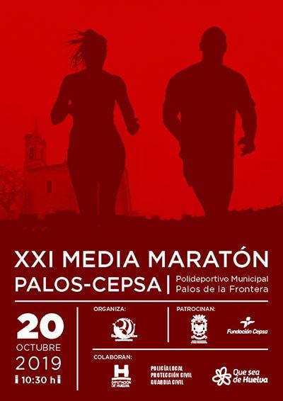 Media Maratón Palos de la Frontera