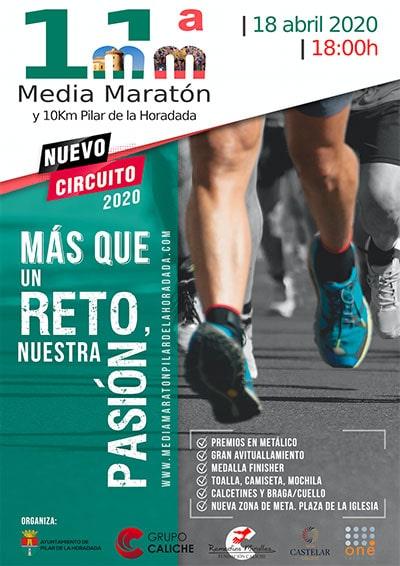 Media Maratón Pilar de la Horadada 2020