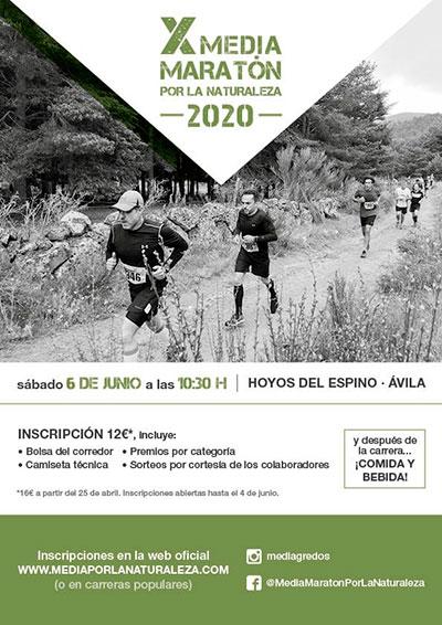 Media Maratón por la Naturaleza 2020