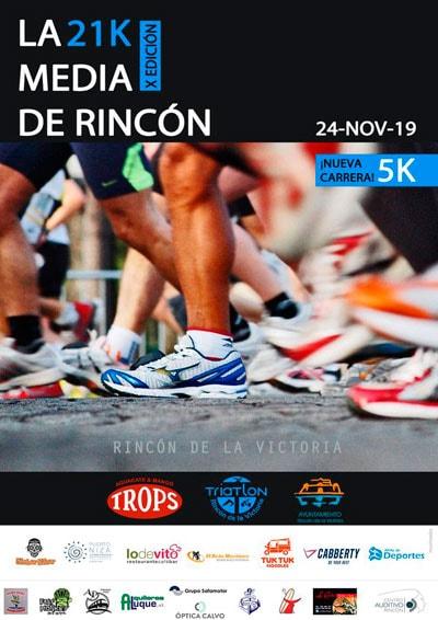 Media Maratón Rincón de la Victoria