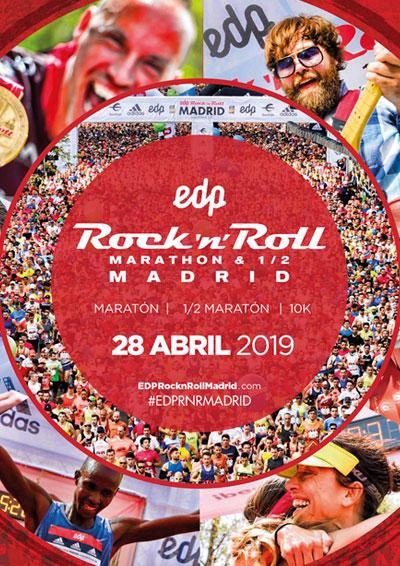 Media Maratón Rock and Roll Madrid 2020