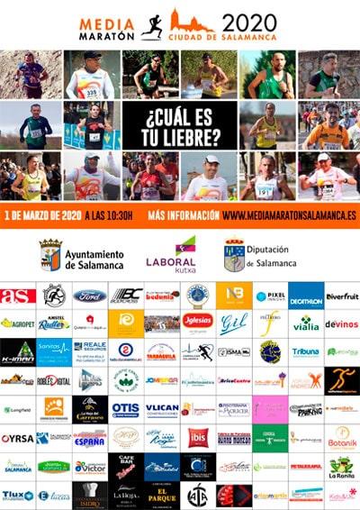 Media Maratón Salamanca