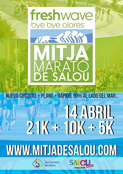 Media Maratón Salou