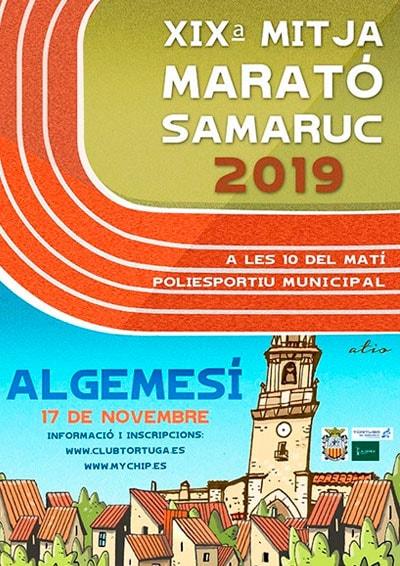 Media Maratón Samaruc Algemesí